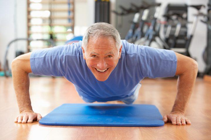 نصائح صحية لمن تخطى سن الـ40