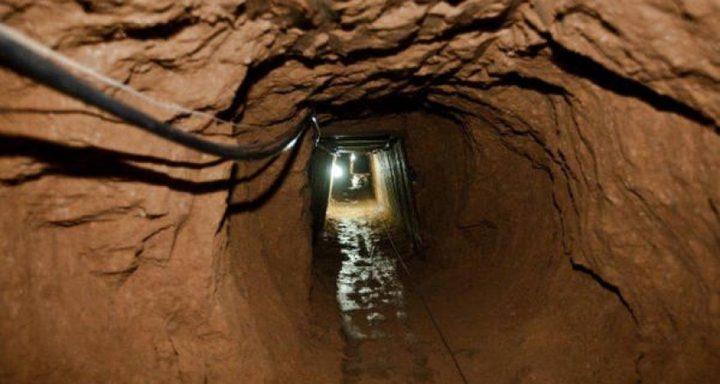 الاحتلال يحتجز  جثامين  5 شهداء من نفق غزة