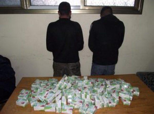 """ضبط كمية كبيرة من مخدر """"الاترامال"""" في غزة"""