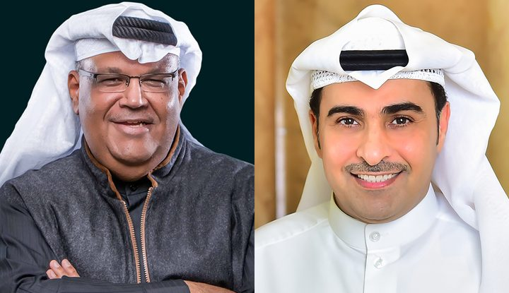 خالد المريخي يجتمع مع نبيل شعيل في عمل جديد بعد خلاف 18 عاما