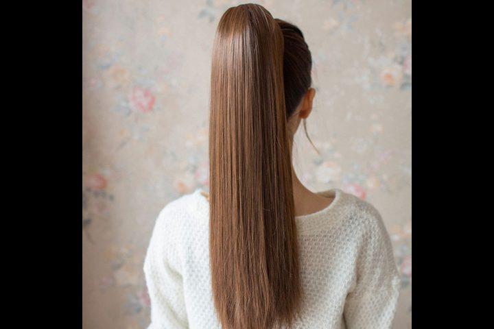 خلطات تساعد بإطالة الشعر بسرعة رهيبة