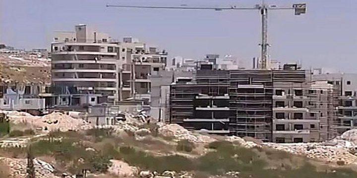 إسرائيل تقر بناء 240 وحدة استيطانية في القدس المحتلة
