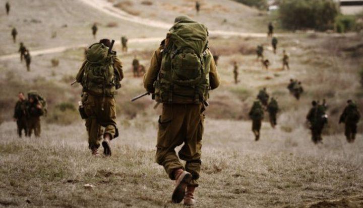 """الاحتلال يعلن حدود غزة منطقة """"عسكرية مغلقة"""""""