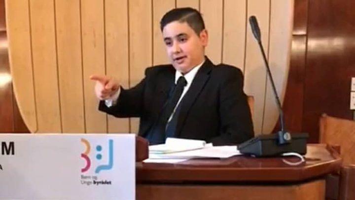 انتخاب شاب فلسطيني رئيساً لبلدية أورهوس الدنماركية