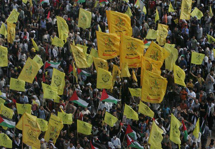 أذهبوا للسرايا.. لتروا تحضيرات إحياء ذكرى رحيل القائد ياسر عرفات