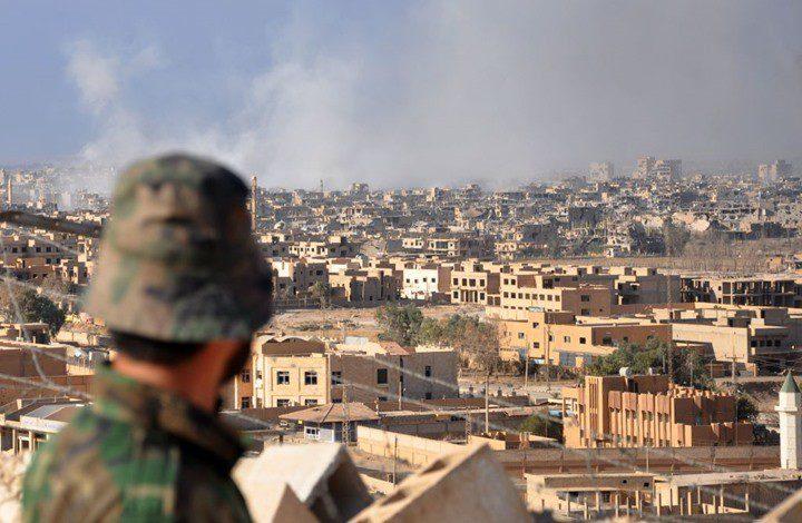 الجيش السوري يعلن السيطرة على مدينة البوكمال قرب الحدود العراقية