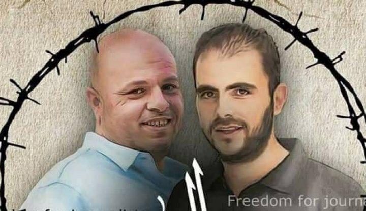 الاحتلال يفرج عن الصحفيين عامر وإبراهيم الجعبري