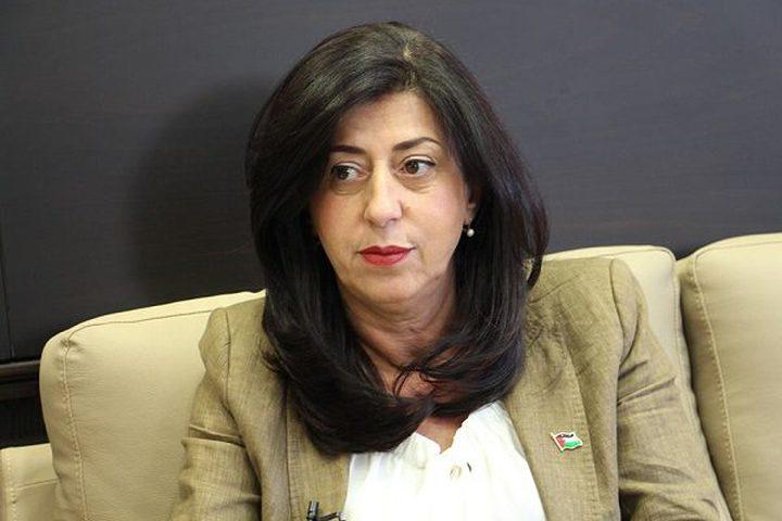 عودة تدعو المستثمرين الإيطاليين لزيارة فلسطين