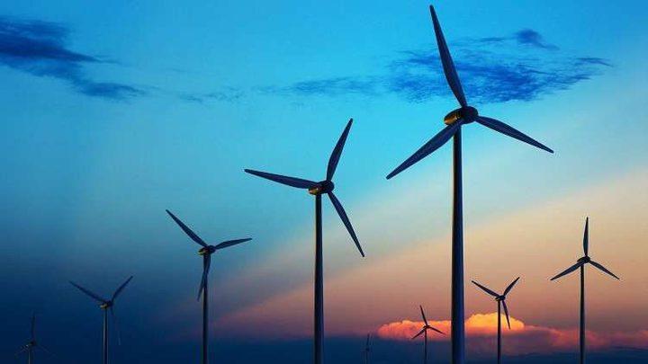 """بناء أكبر """"عنفات"""" في العالم لتوليد الكهرباء من طاقة الرياح"""