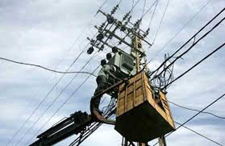 عودة خطوط الكهرباء المصرية المغذية لجنوب قطاع غزة