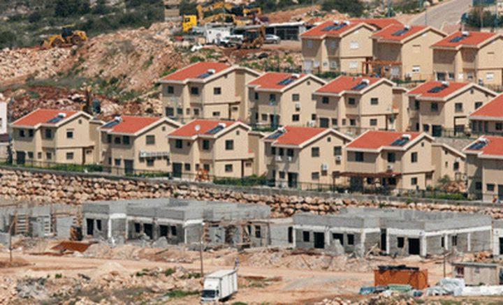 الاحتلال يوسع مستوطنة رامات جلعاد