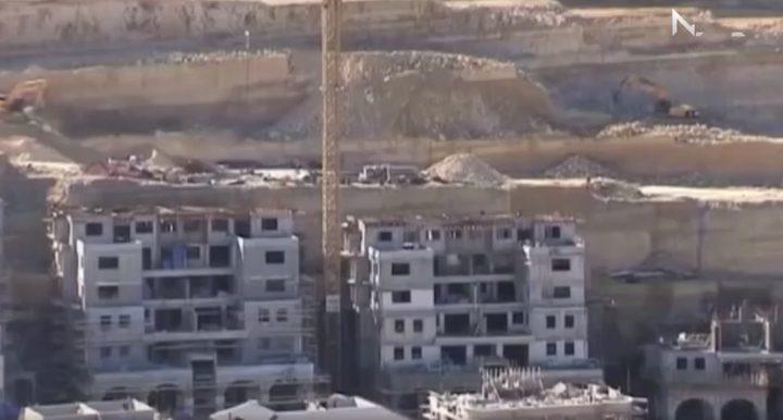 الاحتلال يمنح تراخيص لبناء 292 وحدة استيطانية في القدس (فيديو)