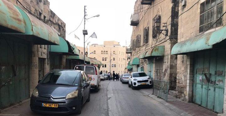 تحريض اسرائيلي على الفلسطينيين في الخليل