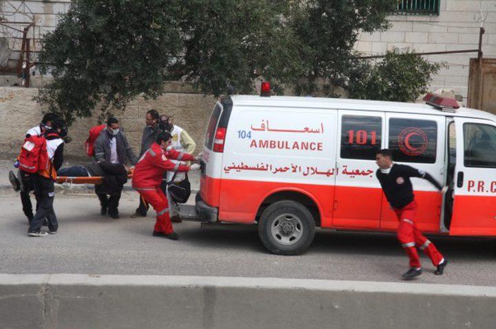 """23 إصابة على الأقل بانهيار رافعة حديدية غرب غزة """"محدث"""""""