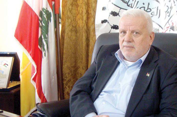 أبو العردات يؤكد على عدم التدخل في الشأن الداخلي اللبناني