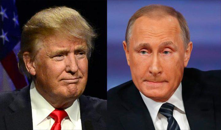 ترامب وبوتين يجمعان...لا حل عسكري في سوريا