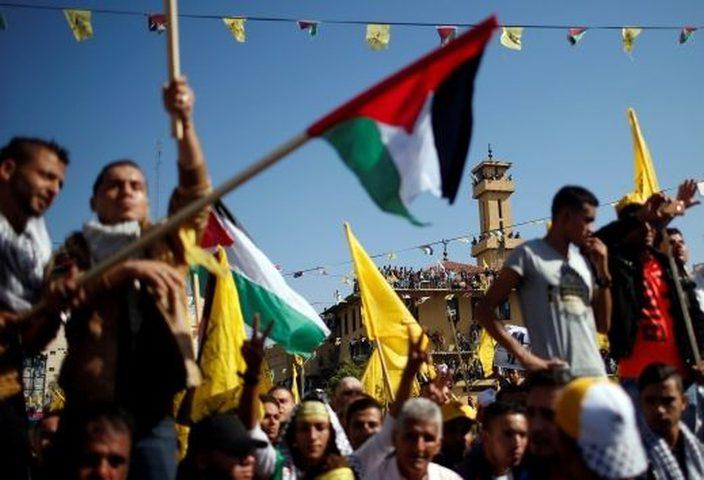 احياء الذكرى الثالثة عشر لاستشهاد الرئيس الرمز ياسر عرفات في عمان