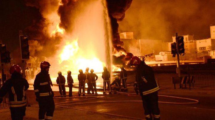 السعودية: تشديد الأمن بالمنشآت النفطية بعد هجوم البحرين