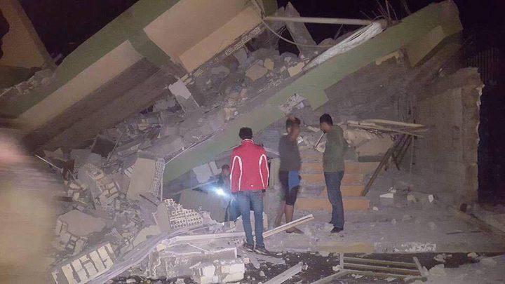 30 قتيلاً و 175 جريحاً في إيران إثر ضرب زلزال شمال العراق