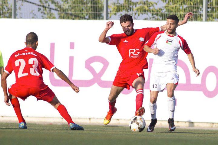 اتحاد الكرة ينظم فعالية رياضية وطنية بذكرى استشهاد ابو عمار