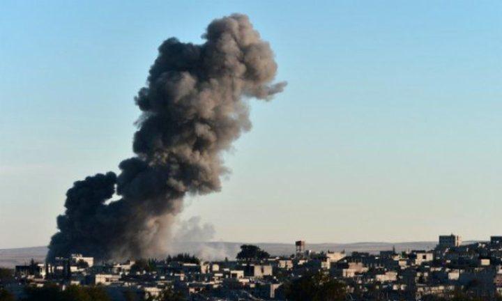 مقتل (26) مدنيًّا بقصف وغارات روسية شرق سورية