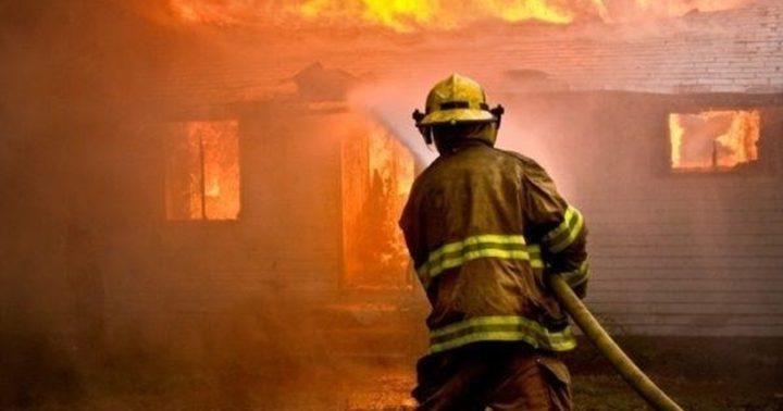 اندلاع حريق بمبنى في حرم الجامعة الأردنية