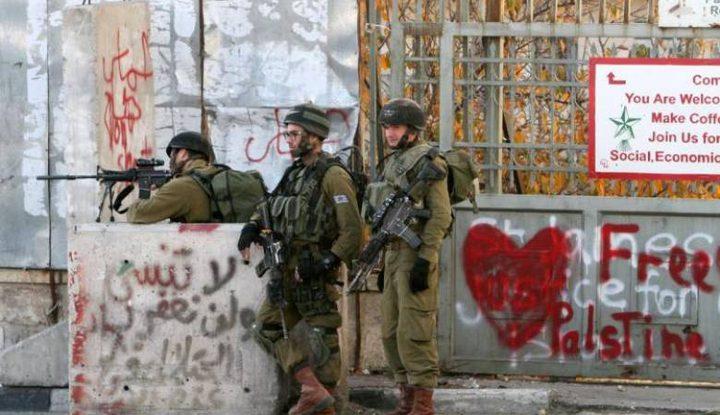 إصابات واعتقالات خلال اقتحام الاحتلال لمخيم الدهيشة