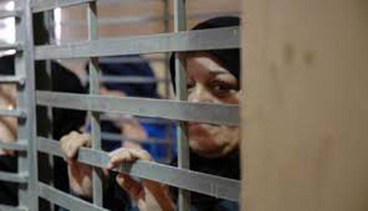 22 أسيرة في سجن الدامون بظروف اعتقالية سيئة