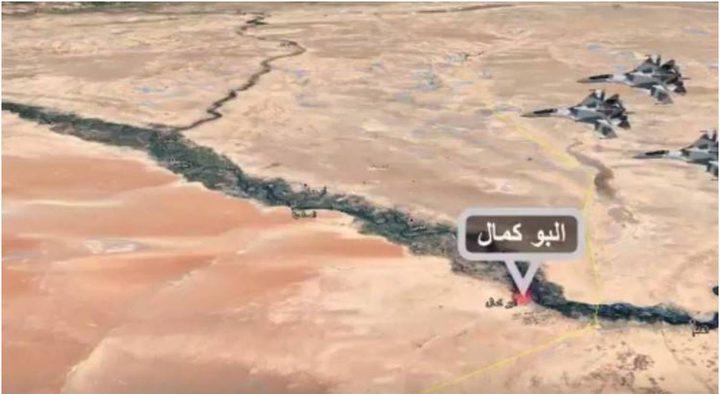 """""""داعش"""" يستعيد السيطرة التامة على البوكمال"""