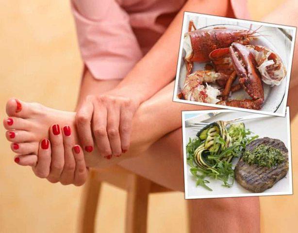 ما هي الأطعمة المناسبة لمواجهة التهاب المفاصل؟
