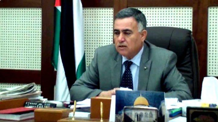 الأعرج يؤكد أهمية تفعيل علاقات التوأمة بين البلديات الفلسطينية ونظيراتها اليونانية