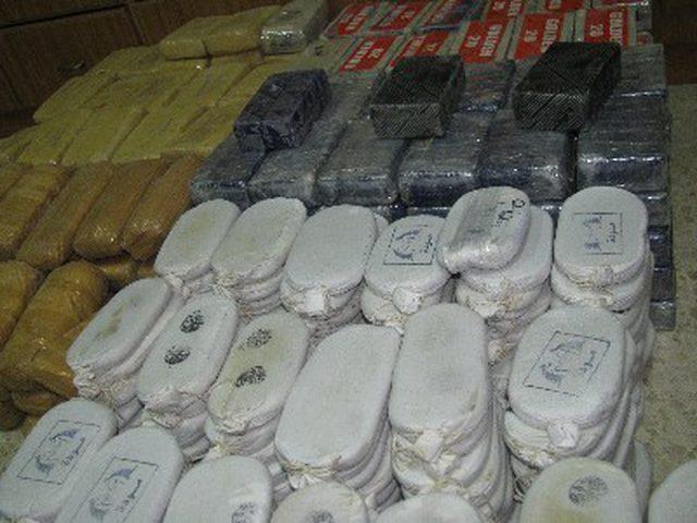 الداخلية العراقية تعلن عن إحباط أكبر عملية تهريب مخدرات إلى الكويت