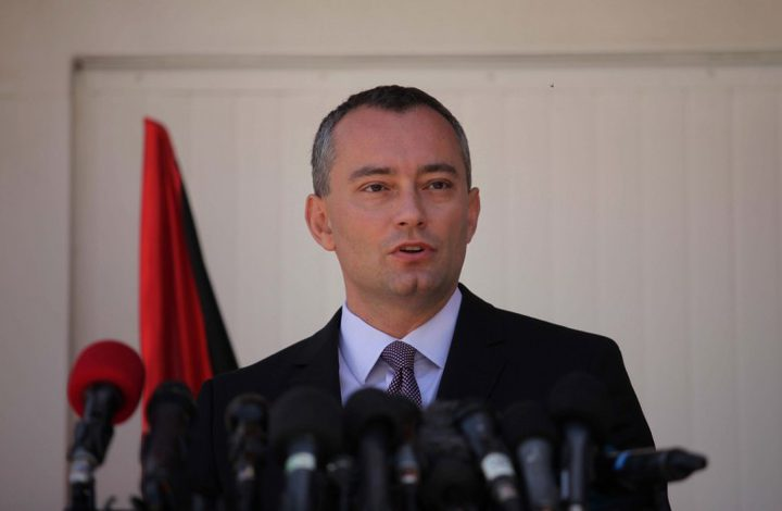 "حماس تدين تصريحات ""ملادينوف"""