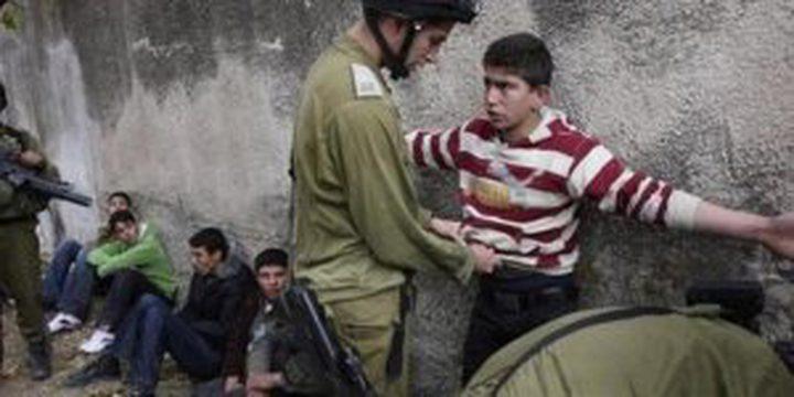 الاحتلال يحتجز فتية بعد اقتحام جنين