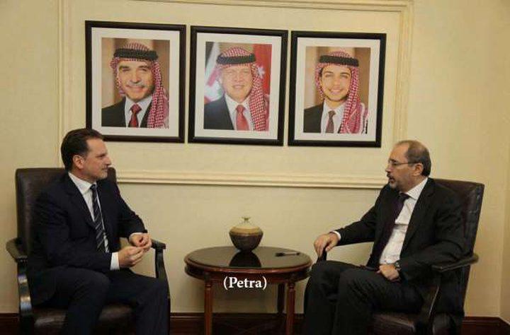 """الأردن يطالب المجتمع الدولي بتمويل """"الاونروا"""""""