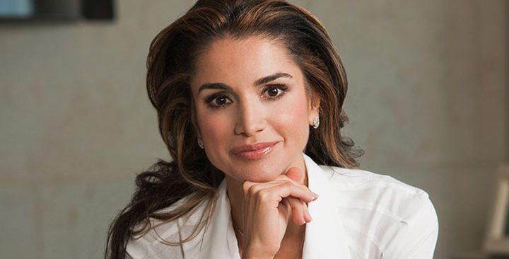 الملكة رانيا تتربّع على عرش الأناقة .. شاهدي إطلالتها!