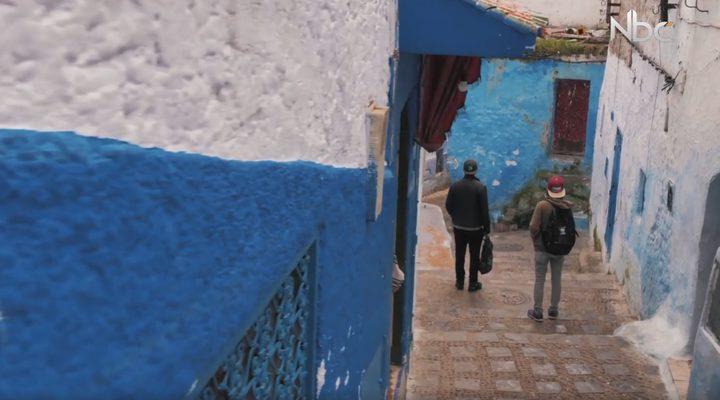 سـافرمعنـا إلى المغرب (فيديو)