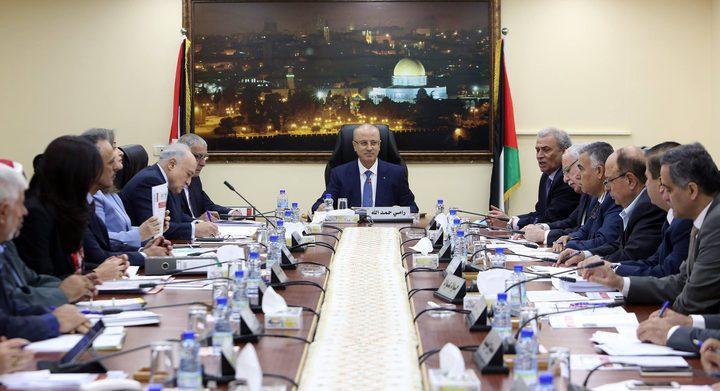 مجلس الوزراء يؤكد دعمه الكامل لاجتماع الفصائل في القاهرة