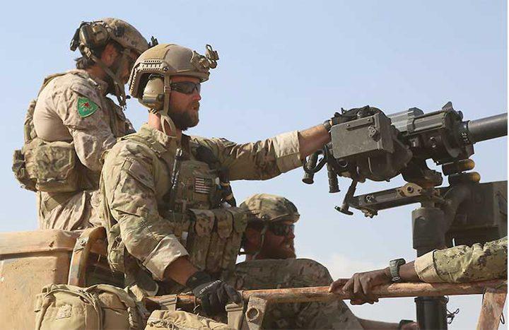 واشنطن: الأمم المتحدة سمحت لنا بالتدخل في سوريا عسكريا