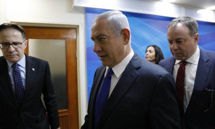 نتنياهو يخضع للتحقيق للمرة السادسة