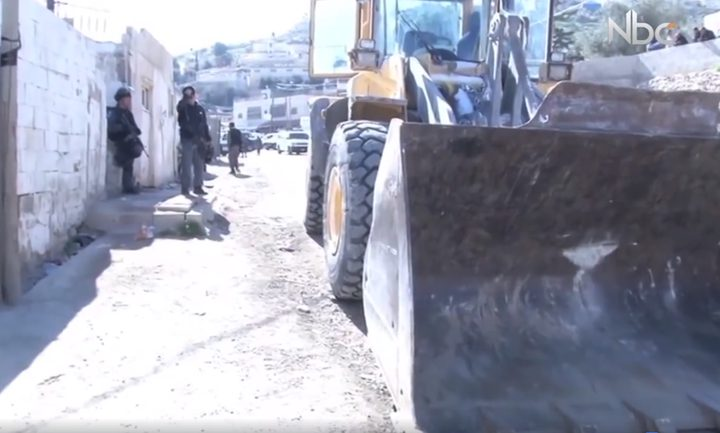 """مخطط إسرائيلي سري لهدم ستة أبراج سكنية في """"كفر عقب"""""""