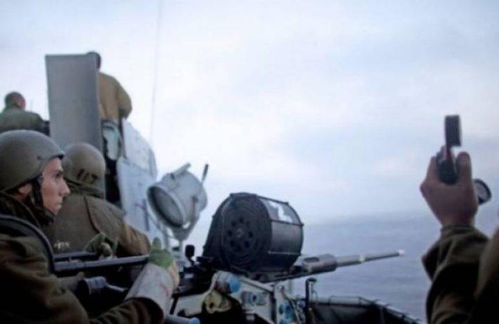 بحرية الإحتلال تُجري مناورات عسكرية في اسدود