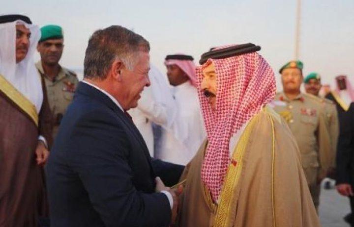 العاهل الأردني: أمن دول الخليج ركيزة أساسية لاستقرار المنطقة