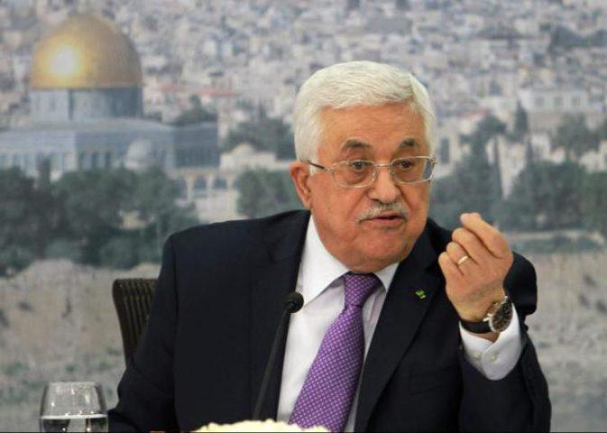 الرئيس: دولة فلسطين المستقلة وعاصمتها القدس آتية لا محالة