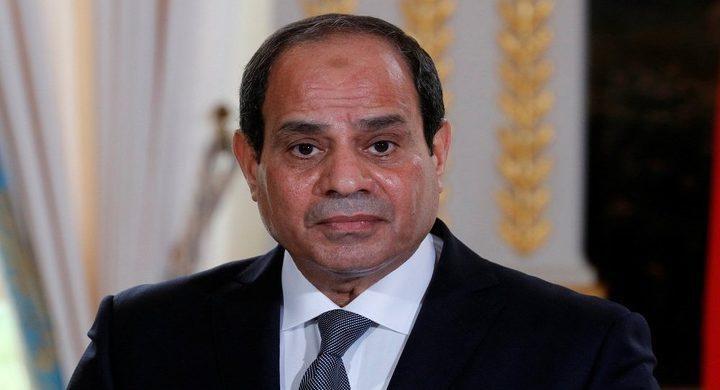 السيسي يؤكد على جهود مصر في دعم إستقرار المنطقة