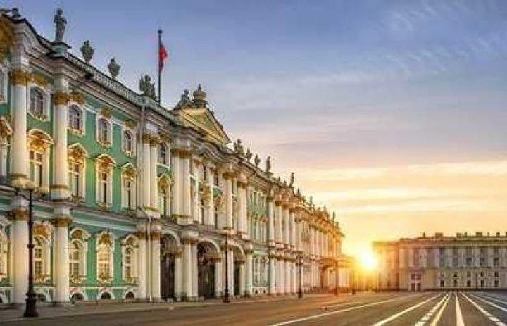 بطرسبرغ تتلألأ في السينما العالمية