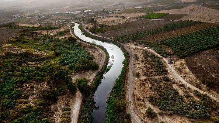 إسرائيل تهدد بتعطيش الأردن