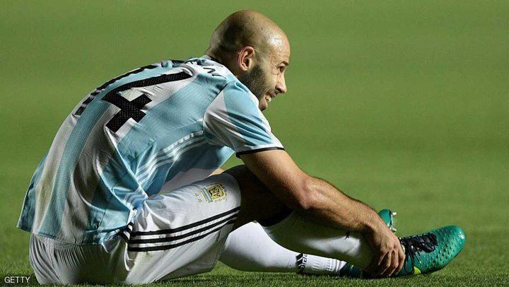 برشلونة ينحرم من ماسكيرانو بسبب الإصابة