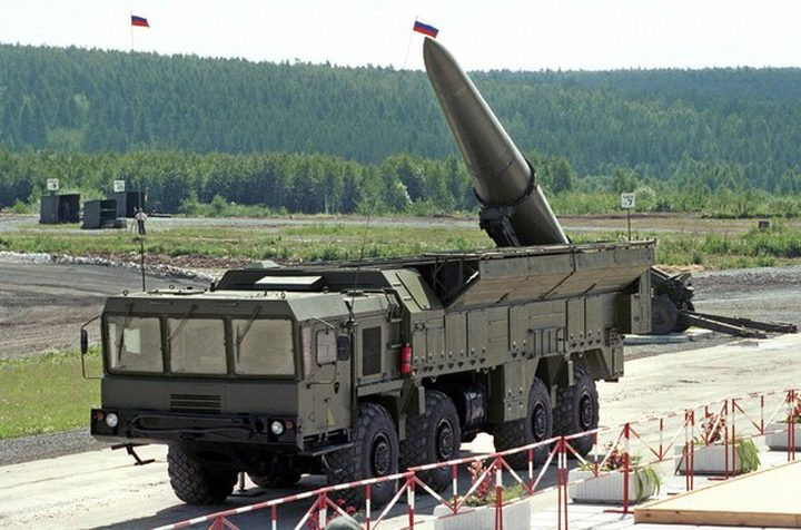 """موسكو تُزوّد أرمينيا بصواريخ """"إسكندر"""" الروسية"""