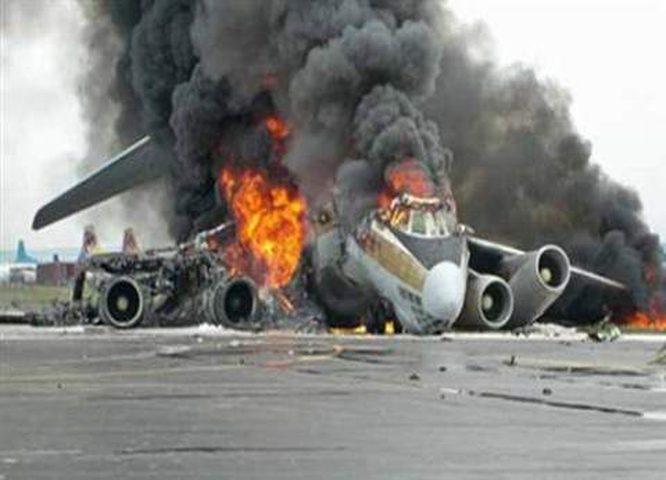 نجاة طفلة ومقتل 8 أشخاص في تحطم طائرة شرق روسيا
